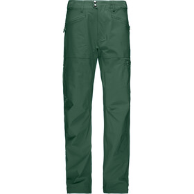 Norrøna Falketind Flex1 Pantaloni Uomo, jungle green